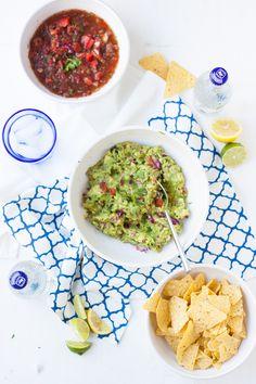 Fresh Salsa Recipe and Guacamole Recipe