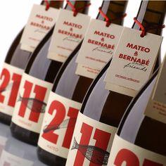 Beer from La Rioja (Spain) Rioja Spain, Beer Industry, Beer Packaging, My Spirit, Packaging Design Inspiration, Craft Beer, Brewery, Ale, Funny Quotes