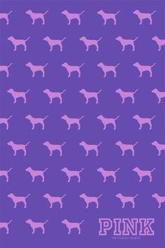 Purple Puppy PINK