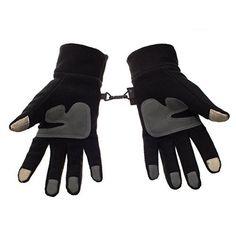 The North Face Etip Gloves Mens (X-Large, Black)