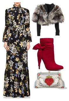 """Old fun"" by tifa-pie on Polyvore featuring Erdem, Lolita Lempicka and Sarah's Bag"