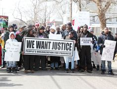 bridgeton-protestPolice Suspected of Colluding to Break Up Protest — Against Police Brutality Activism, Police BrutalityMarch 4, 2015