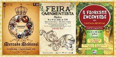My memories, my world ...: Feiras Medievais de Julho (datas e locais)