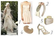 Image result for great gatsby daisy dresses