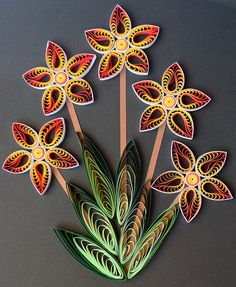 #quilling #pretty quilling