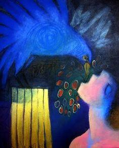 Roberto Chichorro Roberto Chichorro nasceu em 1941 em Lourenço Marques. Dedicou-se desde cedo à pintura, onde expressa toda a magia das... Africa Art, Gustav Klimt, Spanish, African, Drawings, Paintings, Illustrations, Pop, Visual Arts