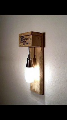 Lampe Palette