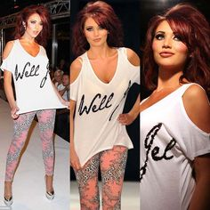 I happen to be well jel of Amy Childs hair - i like it :-)