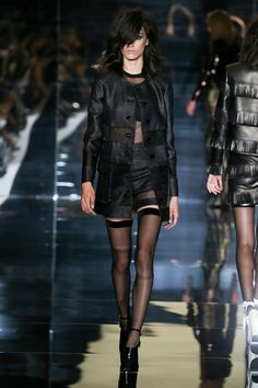 Tom Ford Spring 2015 RTW – Runway – Vogue