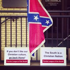 Christian privilege and bigotry against atheists are alive and well in the South.