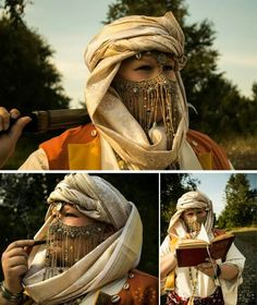 Arabic LARP