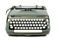 vintage industrial typewriter   whats been spotted on etsy today?   Scoop.it