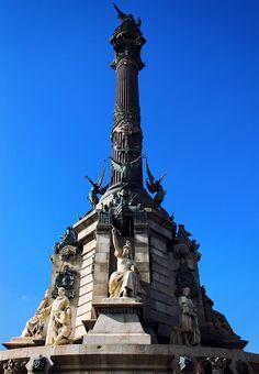 La colonne de Christophe Colomb