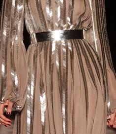 Nicholas Oakwell Haute Couture Fall 2012 details.