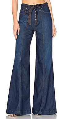 Wide Leg Lounge Pant