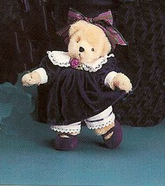 NABCO Musical Soireé Muffy [04-4175] - $75.00 : Village Bears, Your Friendly Bear Store