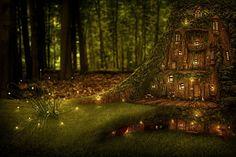"""......e si continua con la magia del bosco, ma stavolta con """"GLI GNOMI"""" su LaRosaDiJericho"""