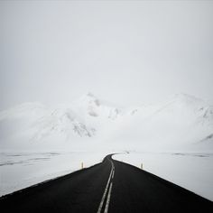 Iceland by andy lee, via Behance