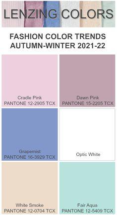 Colour Pallette, Colour Schemes, Color Trends, Color Combos, Fashion Colours, Colorful Fashion, Fashion Forecasting, Color Psychology, Design Seeds