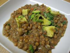 Dukan Diet Recipe Lentil Soup