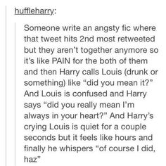 (Im sorry for the spam) this broke my heart now that it actually happened