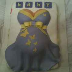 Baby Shower Cake-Girl