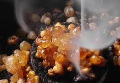 profumo: incenso che brucia
