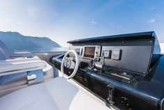 Riva 122 Mythos   Control panel   To view the latest Riva Yachts visit our website