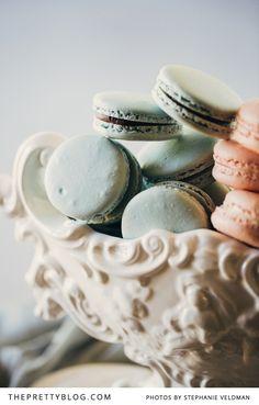Pastel macarons | Conceptualisation & Coordination: BonTon Events, Photographer: Stephanie Veldman, Sweets & Cake: Le Petit Four