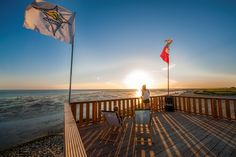 Aussicht Büsum Perlebucht Amazing Places On Earth, Wonderful Places, Beautiful Places, Visit Germany, Germany Travel, North Sea, Beach Scenes, First Nations, Wanderlust Travel