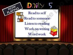 We have created a FREE 49 slide PowerPoint interactive activity that will help explain the components of the Daily 5 to our students. The students will be actively learning through think-pair-share and whole group discussions. We hope this will be a great way to introduce the Daily Five our students! We would love to hear any feedback!