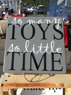 for the playroom.
