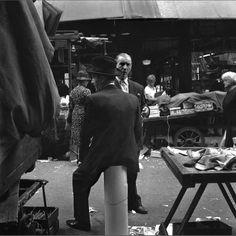 europe 59-64 / 18 street market Hans Mauli