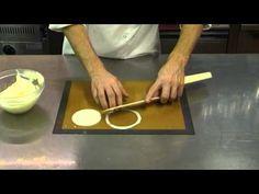 Cialda croccante dolce e salata ricetta - YouTube