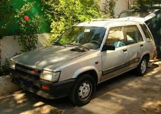 Toyota Tercel - Wikipedia, the free … Toyota Tercel; Manufacturer: Toyota: Also called: Toyota Corolla Tercel Toyota Corsa Toyota Corolla II Toyota Soluna: Production: August 1978 –July. 2015 Toyota Camry, Toyota Tercel, Toyota Hilux, Toyota Corolla, New Toyota Truck, Toyota Trucks, Toyota Cars, New Bmw, Jeep Wrangler Jk