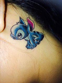 lilo and stitch, disney tattoos, and disney tattoo image