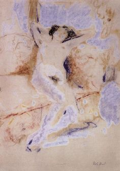 Edouard Vuillard Online, Kara arm lift, Oil Paintings Only For Art Lovers! This is a non-profits site and shows all the paintings of Edouard Vuillard's art works. Edouard Vuillard, Figure Painting, Painting & Drawing, Post Impressionism, Life Drawing, French Art, Erotic Art, Figurative Art, Love Art