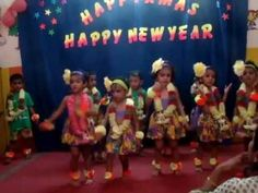 Fairyland Play School, Kochi - Kids Hawaiian Dance - YouTube