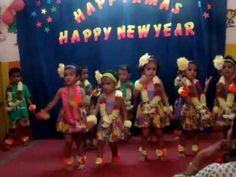 Fairyland Play School, Kochi - Kids Hawaiian Dance - YouTube