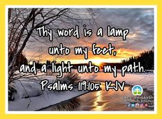 His Word is a lamp unto our feet, and a light unto our path. We need to be reading his word, and praying to Him daily. It is so important, you will not regret a moment of it, but perhaps that you had not started sooner. Be blessed! #mondaymotivation #Thyword #lampuntoourfeet #getintheword #spendtimewithGod Daily Bible Inspiration, Thy Word, Monday Motivation, Regrets, Psalms, Pray, Blessed, In This Moment, Reading