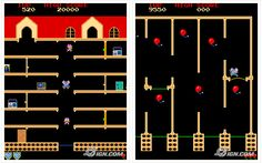 vintage video games mappy - Google Search