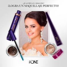 ¡Logra un maquillaje perfecto para ese gran día!