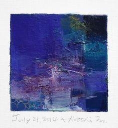 hiroshi matsumoto 9x9 paintings