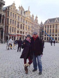 plaza de bruselas...PARIS, BRUSELAS, BRUJAS. - THE APPLE PIE