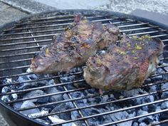Grilling Argentinian Style Chimichurri Steak