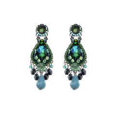 Setty Gallery - Ayala Bar Turquoise Mist Teardrop Earrings, €110 (http://www.settygallery.com/ayala-bar/ayala-bar-turquoise-mist-teardrop-earrings/)