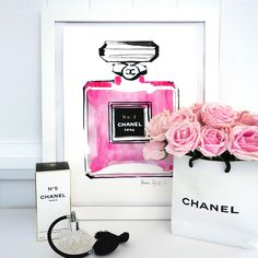 Kerrie Hess — CHANEL No. 5 Rose