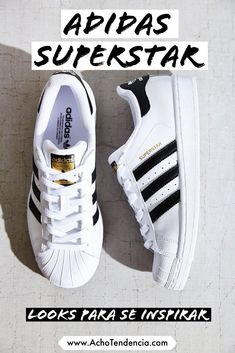 Adidas Women Shoes - adidas Originals Superstar Womens Sneaker - Urban Outfitters>>> finally broke down and ordered a pair of these yesterday. I cant wait for them to get here! - We reveal the news in sneakers for spring summer 2017 Adidas Superstar Sneaker, Adidas Originals Superstar, Adidas Superstar Outfit, White Adidas Superstar, Addidas Originals Shoes, Adidas Outfit, Adidas Shoes Women, Sneakers Adidas, Adidas Women