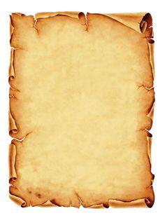 Esses pergaminhos podem ser usados para convites de festas, com o tema coroas, princesas, fazer um mapa do tesouro, abaixo algumas ima...