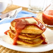 Add some Guava to your breakfast with our Guava Syrup recipe. Pancakes will never taste the same again!